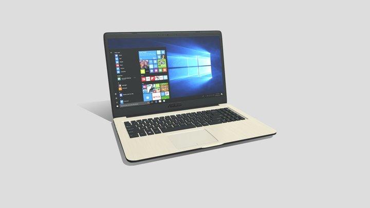 Asus VivoBook X405UQ-BM182 (90NB0FN9-M02660) 3D Model