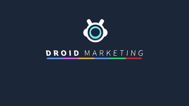 Droid _Logo_01 3D Model