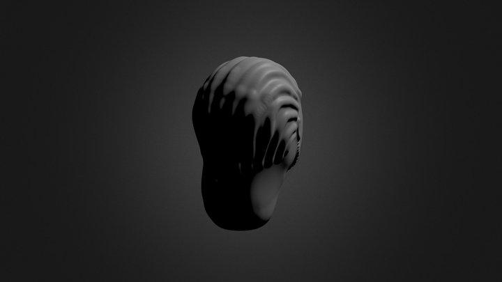 new head7 3D Model