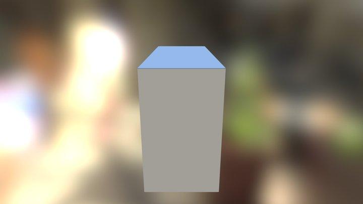 Nen's table 3D Model