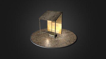 Mercado 3D Model