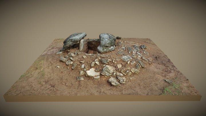 Dolmen de Viladases 3D Model