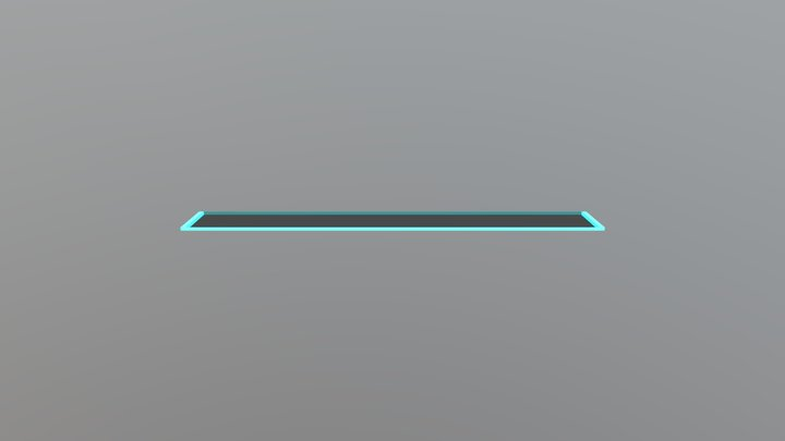 Oculus Home Step (Future) 3D Model