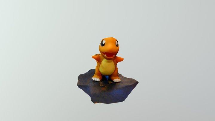 k� 3D Model