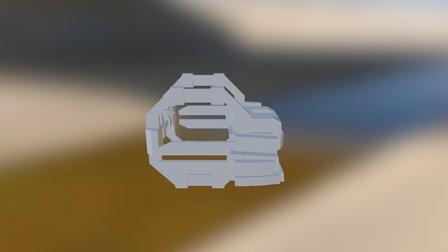 Naval Factory Wip 3D Model
