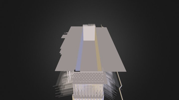 ROOSEVELT UTILITY 3D MODEL 4d 3D Model