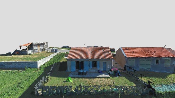 maison_jizzy 3D Model