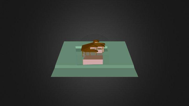 Casa1 3D Model
