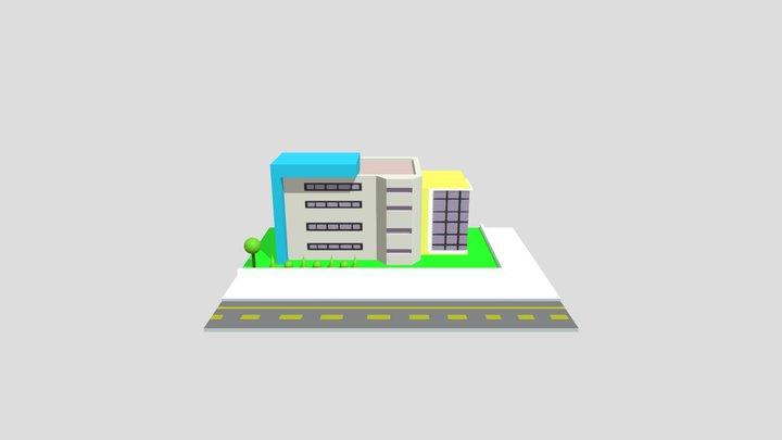 Predio 3D Model