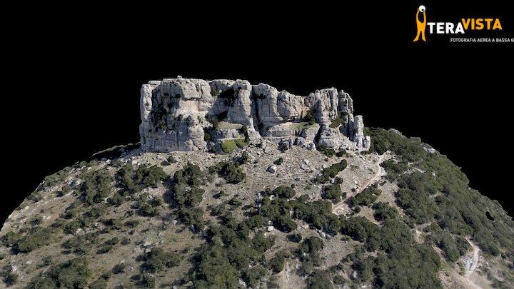 Monte Novo San Giovanni - Orgosolo (NU) 3D Model