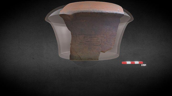 Cerámica Chanapata 3D Model