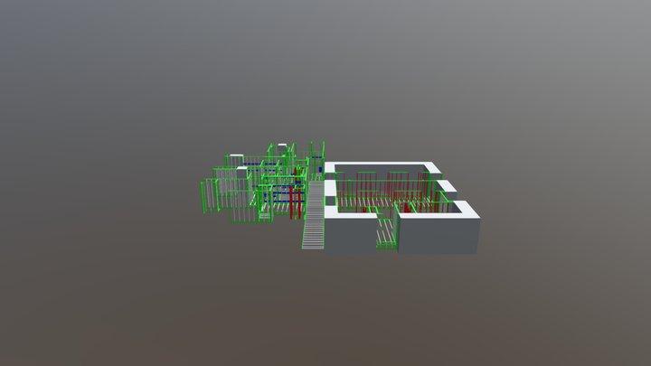 Dimensions 3D Model