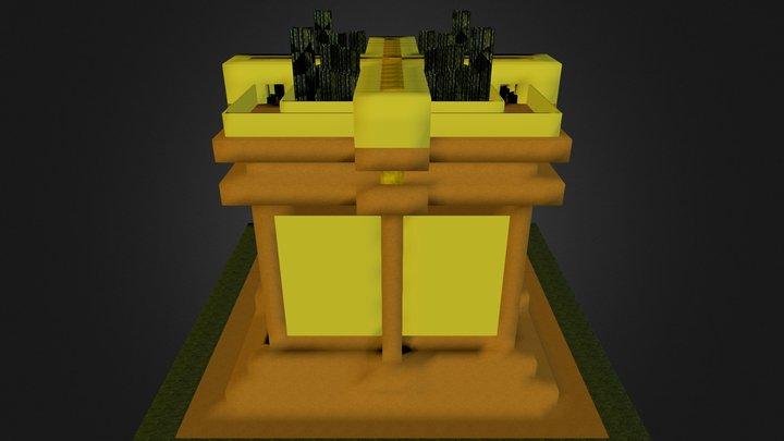 Machine design.obj 3D Model