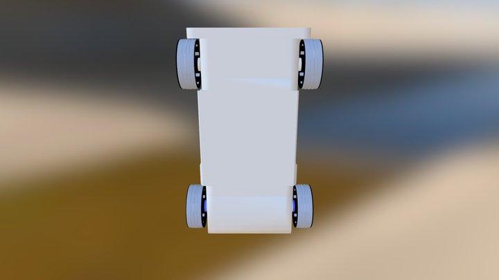 Automoblox Car Assembly 3D Model
