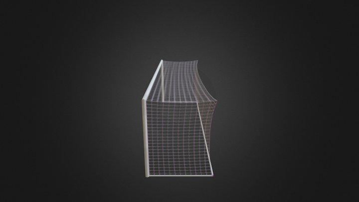 Goal model 3D Model