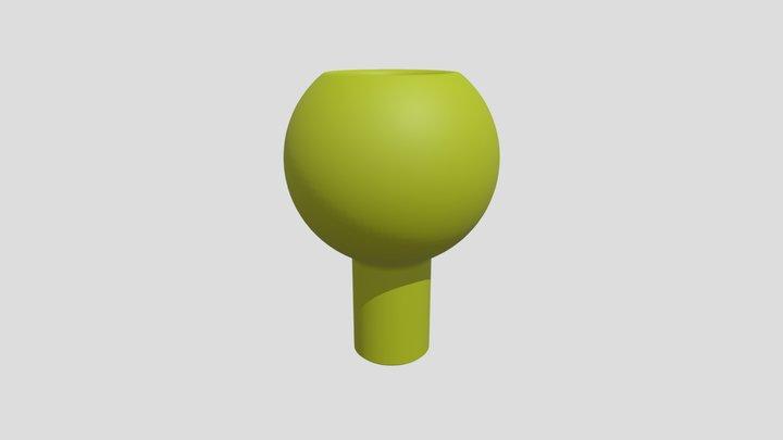 Ball joint for domekit V2 3D Model