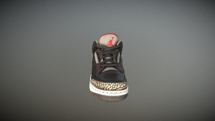 Shoes model 3D Model