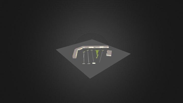 Westpark Plaza B 3D Model