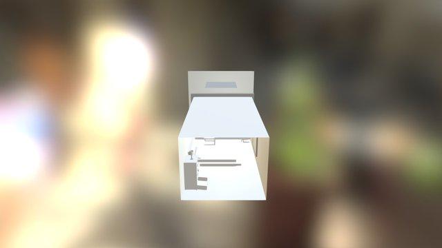 A Room 3D Model