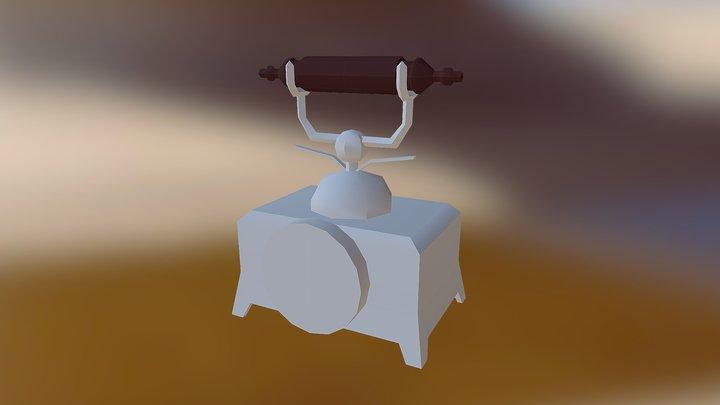 ROTARY PHONE (WIP) 3D Model