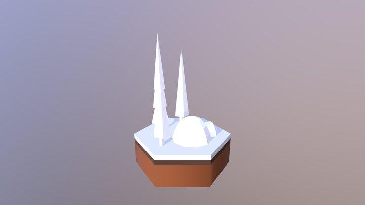 Iglu 3D Model