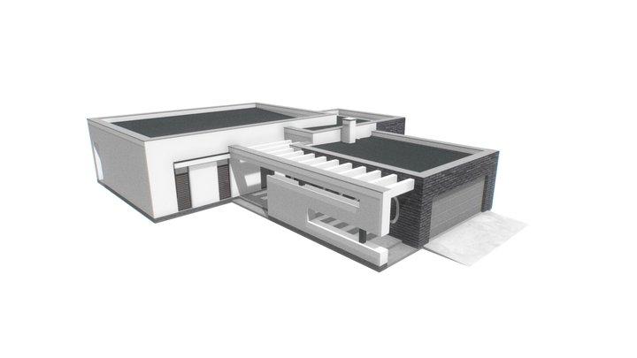 Zx260 3D Model