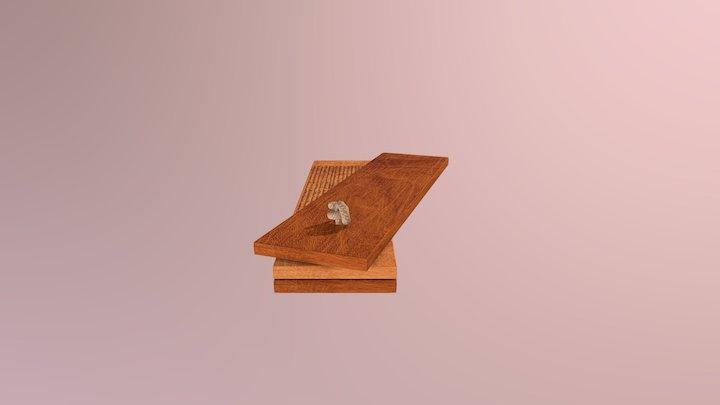Pocket Prayer Book 3D Model