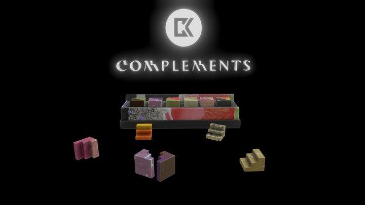 Complements By Ck 3D Model
