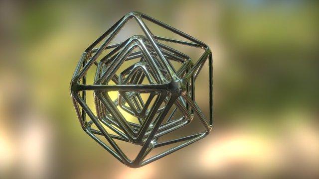 icosa 3D Model