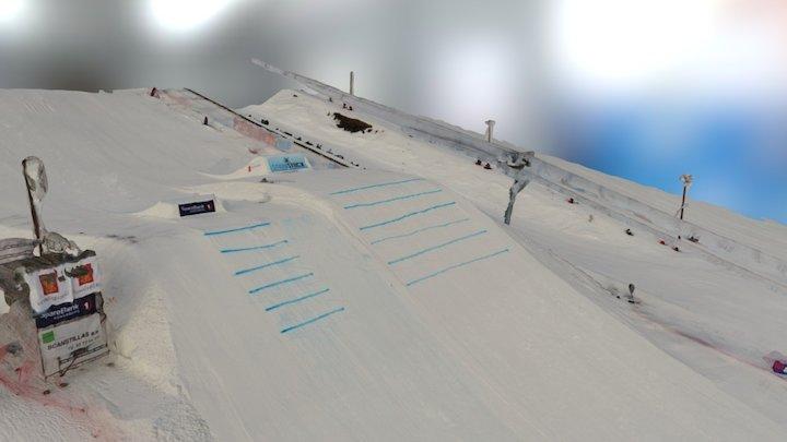 Snowstock Kongsberg 2017 3D Model