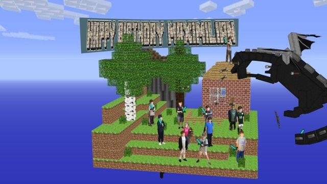 Maximilian Birthday 3D Model