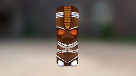 Tiki 3D Model