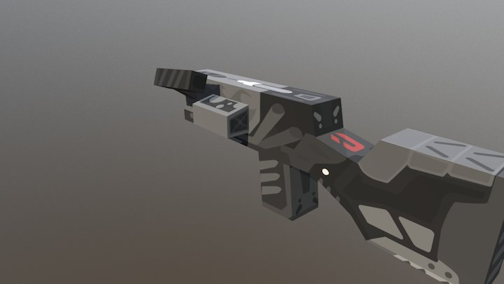 Dragonfang: Keola Ver. Ka 3D Model