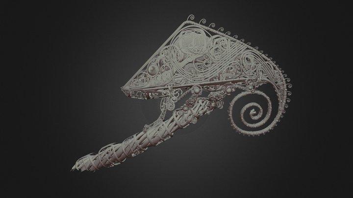 Cammeleon   3D Model