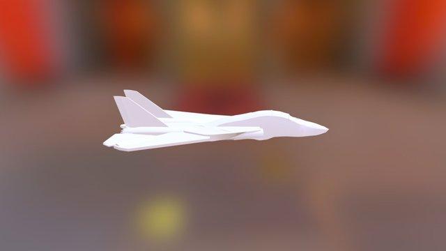 F14 Tomcat 3D Model