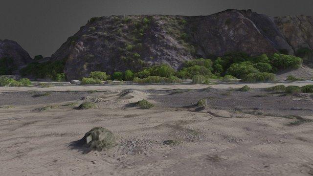Terreno 001 3D Model