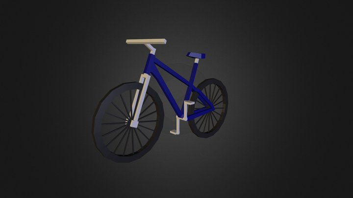 Bicycle for Unturned 3D Model