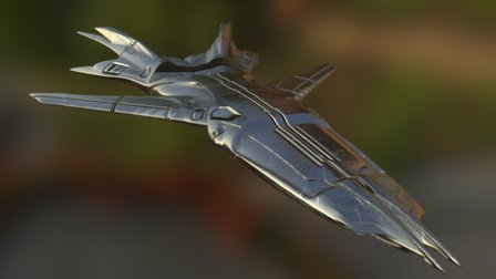 db flyer 3D Model