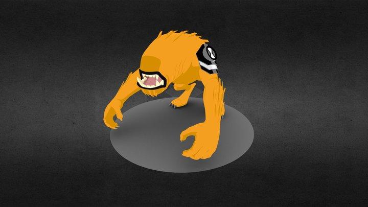 Wildmutt 3D Model