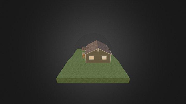 1 Story Design 3D Model