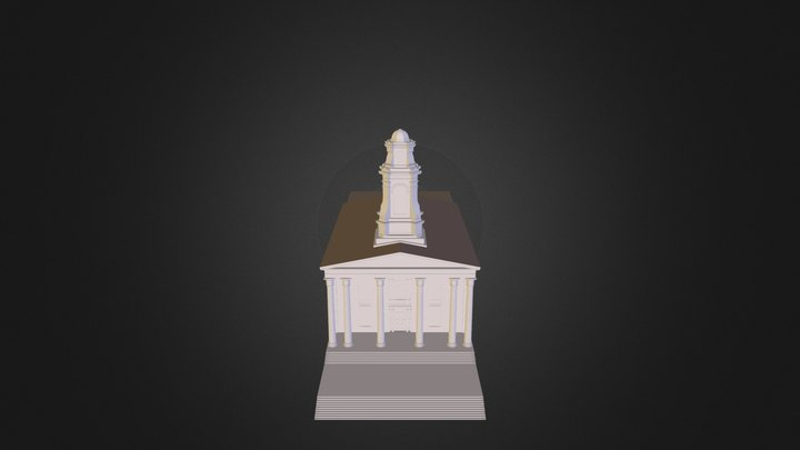 Old- Courthouse- Phase-1 3D Model