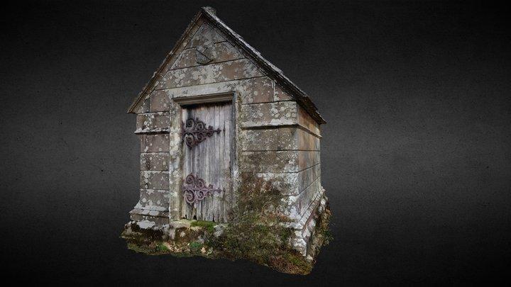 Mausoleum, St. Bartz, Spithurst 3D Model