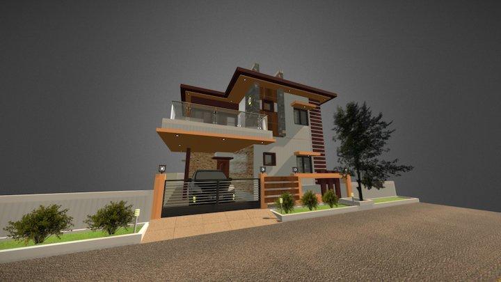 K.A.S Villa 3D Model