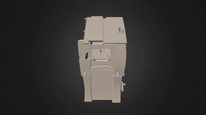 Numa House 3D Model