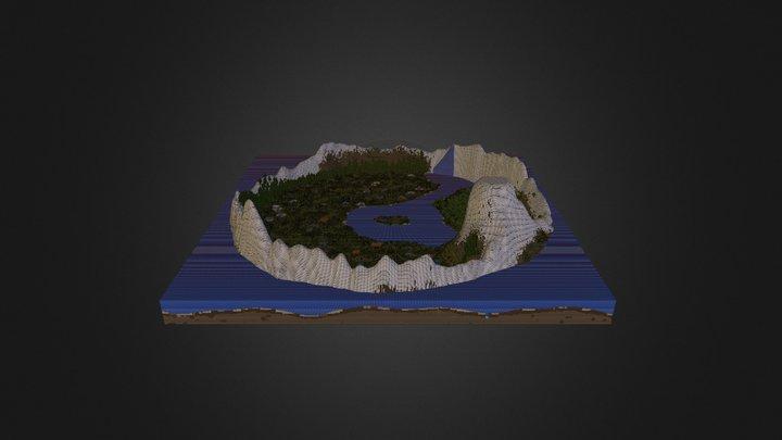 Panave.obj 3D Model