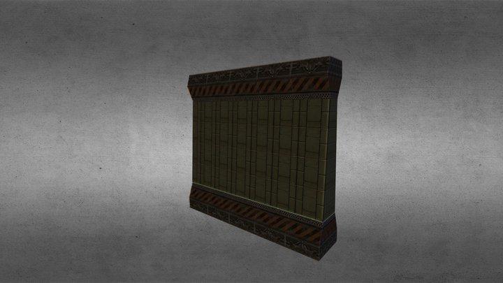 Wall_Wall_OMG_WALL 3D Model