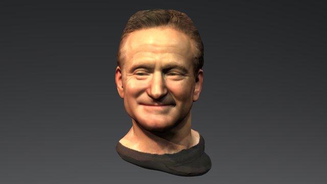 Robin Williams por jtressle 3D Model