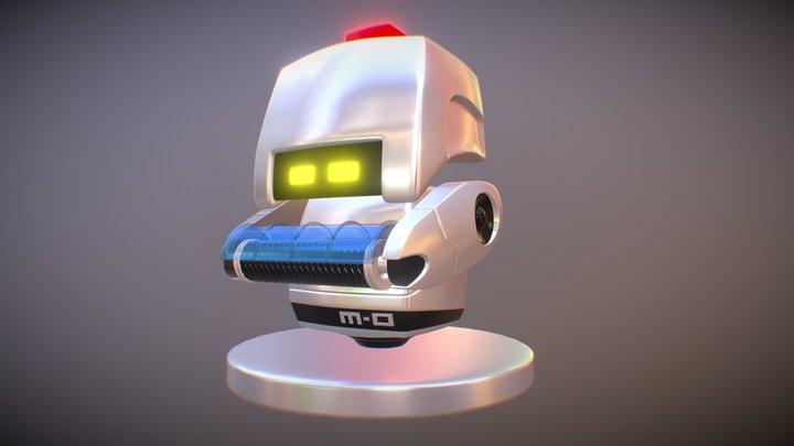 ROBOT M-O 3D Model