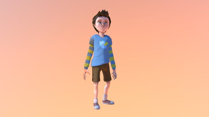 Anamnesis - Arthur 3D Model
