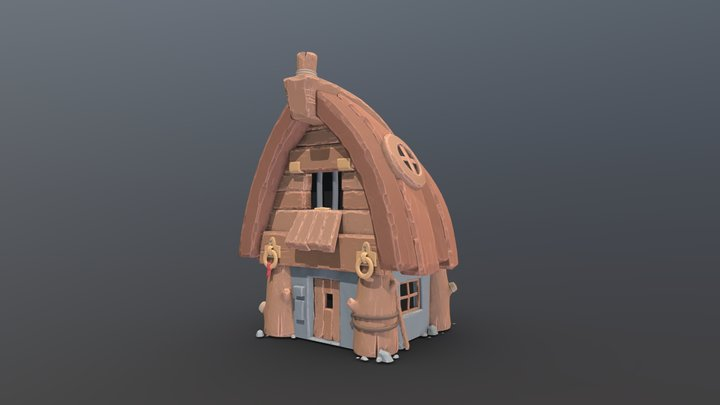 Boathouse LP 3D Model